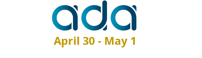 2019 ADA Symposium, Apr 30 - May 1, Rackham Building, UM